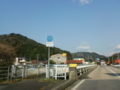 山口県道11号萩篠生線