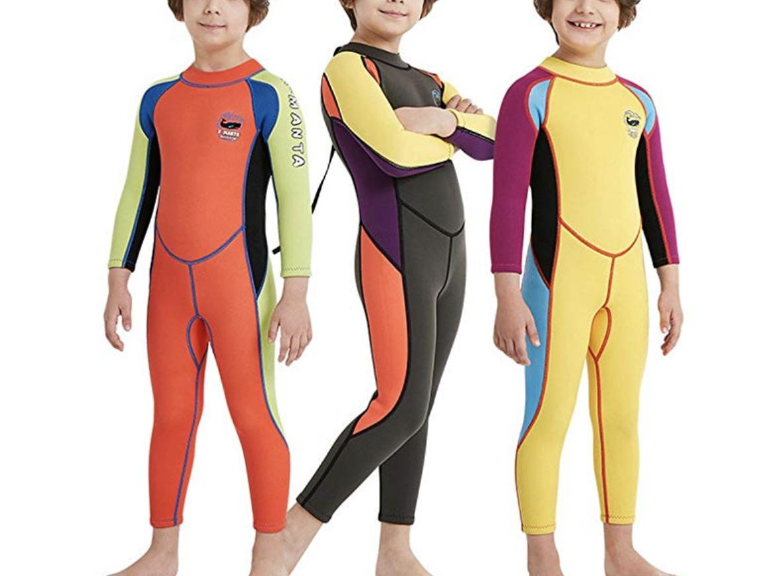 子供用 ウェットスーツ おすすめ 安い 1万円以下 5歳 小学生