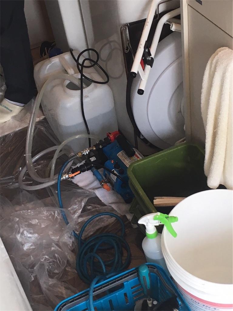 ダスキンの本格的なエアコンクリーニング掃除機
