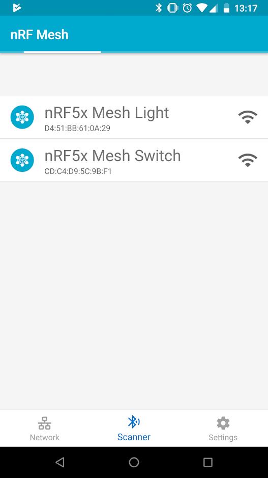 nRF5 SDK for Meshで学ぶBluetooth mesh③~実機動作確認~ - 低レイヤ