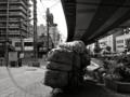 阿倍野 street journal #1 street worker