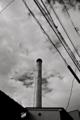 阿倍野 street journal #2 あべの湯の煙突