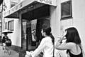 阿倍野 street journal #5 あべの湯と女性