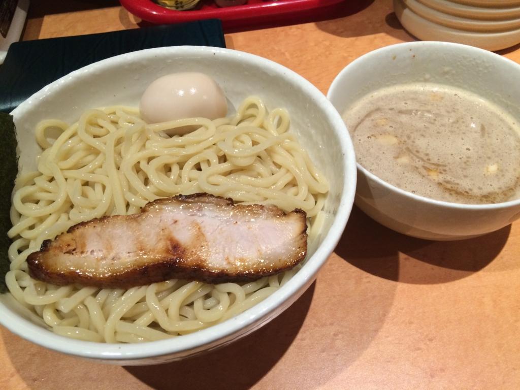 富山 一鶴 つけ麺