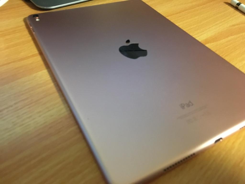iPad Pro 9.7 ローズゴールド