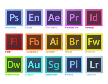 Adobe製品