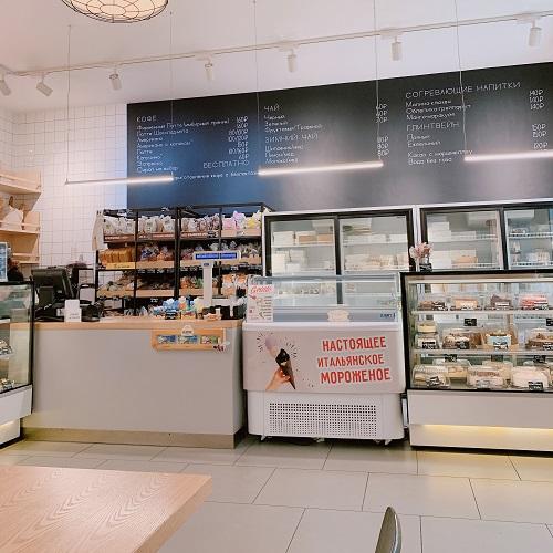 ウラジオストク パン屋