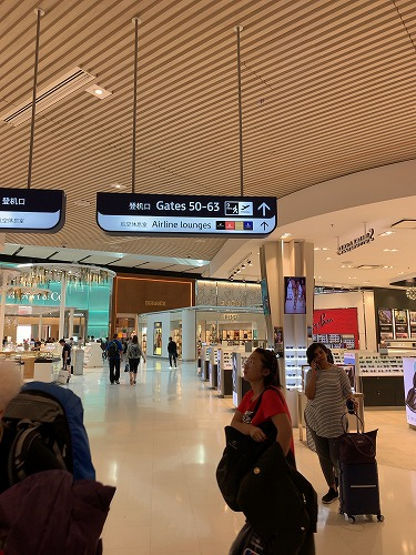 シドニー空港