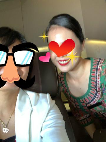 シンガポール航空CA