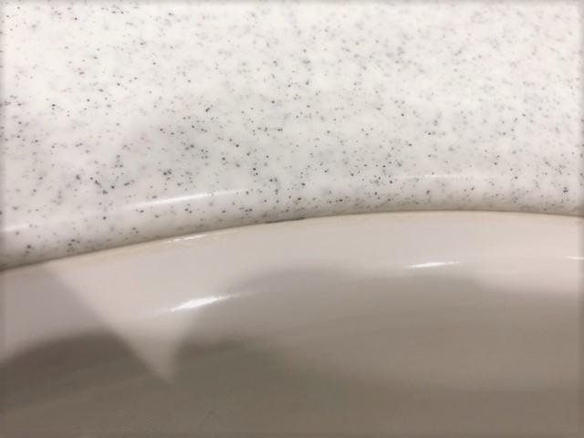 水垢落とし