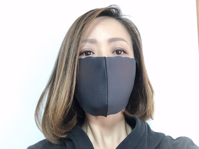 洗えるマスク3枚入り