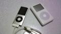 新旧iPod