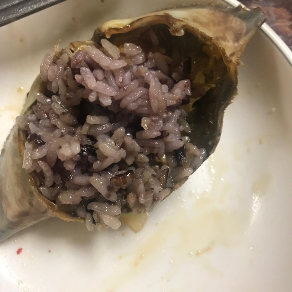 カンジャンケジャンカニミソご飯