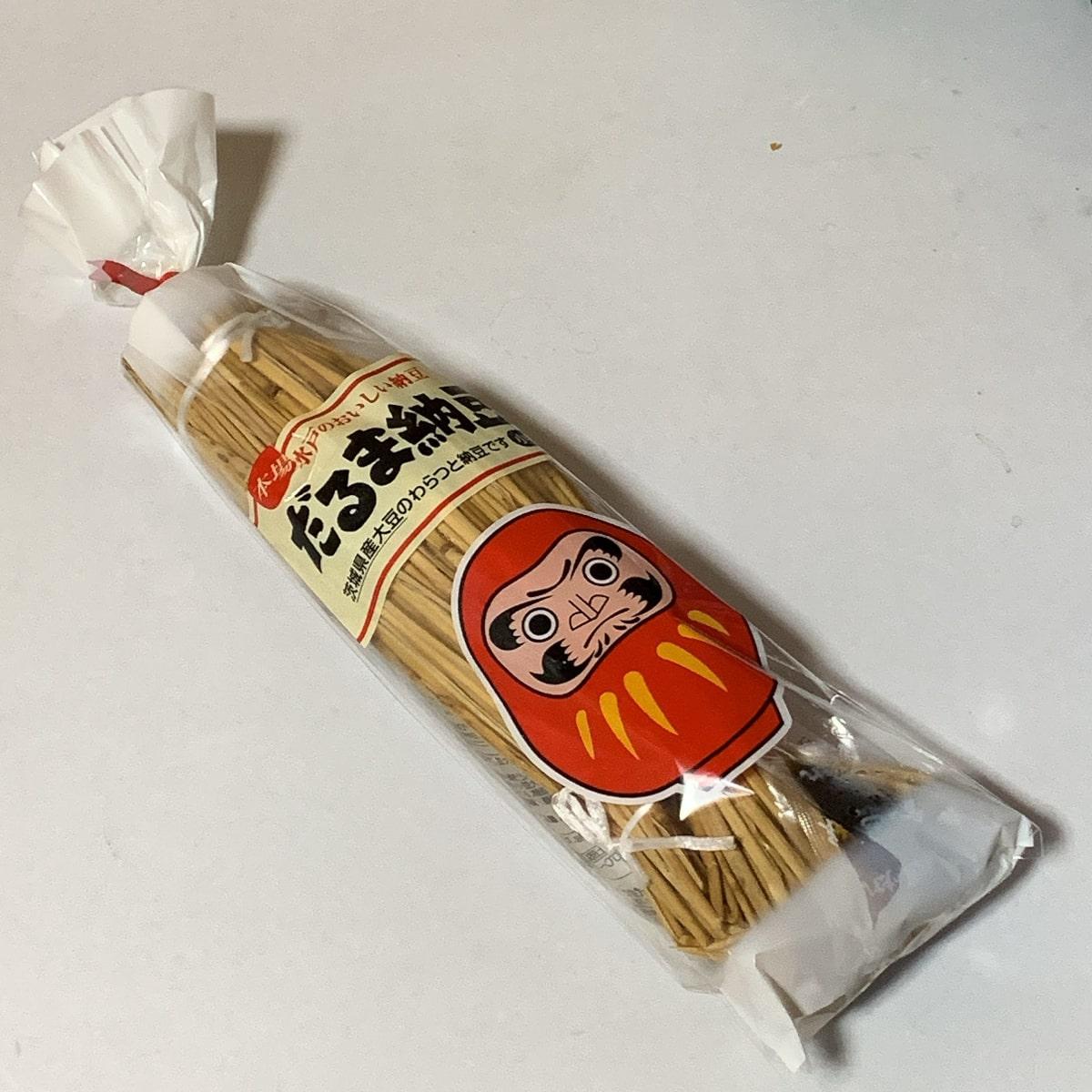 だるま食品「わら納豆」