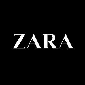 ファストファッションブランドZARAのロゴ