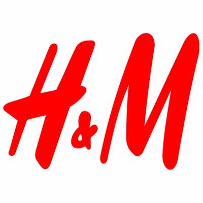 ファストファッションブランドH&Mのロゴ