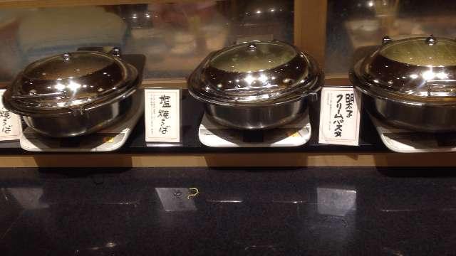 串揚げ食べ放題串家物語の麺類コーナー