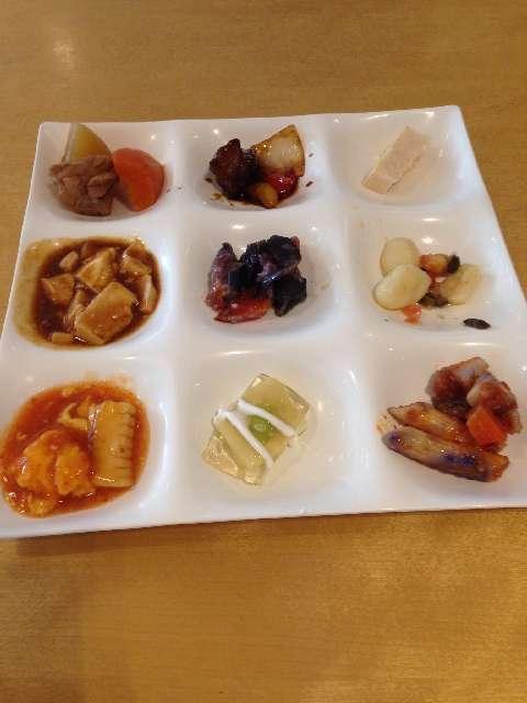 ラクーアの食べ放題の店ザ・シティビュッフェのランチバイキングの和食/中華/洋食