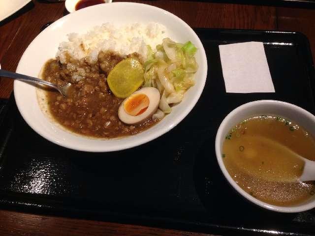 神楽坂の中華料理、膳楽房(ぜんらくぼう)のランチ