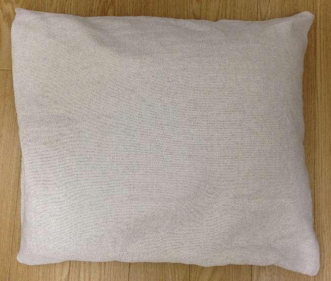 自作の枕カバーの縫い方