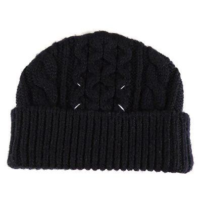 マルジェラのニット帽