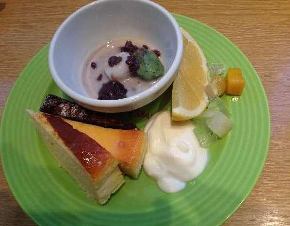 スイーツパラダイス大阪天王寺ミオ店のケーキバイキング