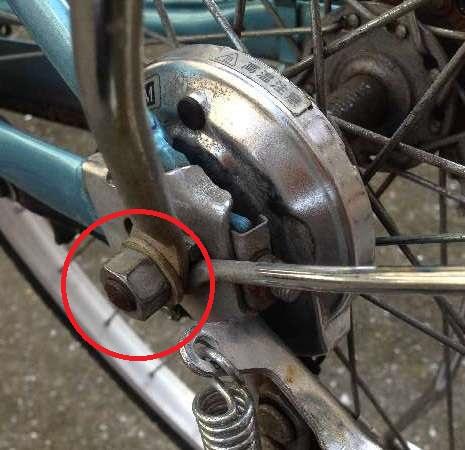 自転車のチェーンを調整して直す方法