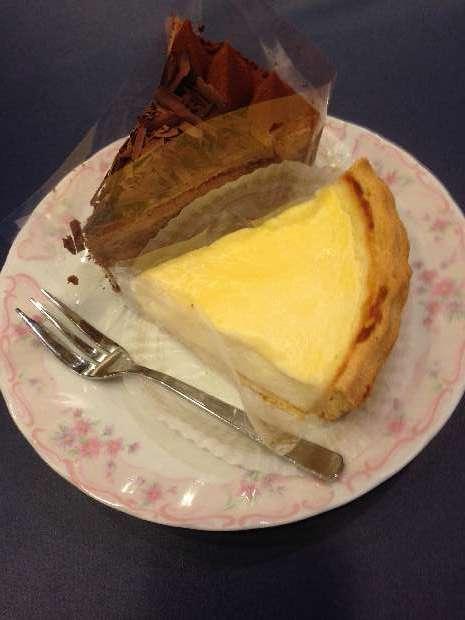 不二家のケーキ食べ放題