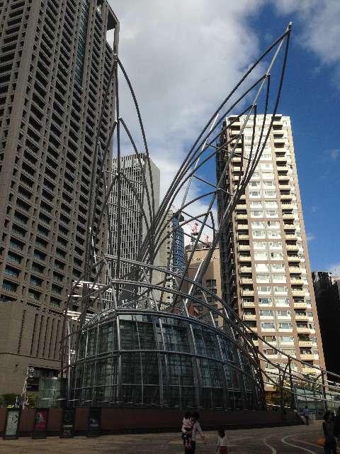 大阪の観光スポット「大阪国立国際美術館」