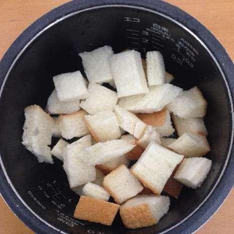 簡単フレンチトーストの作り方