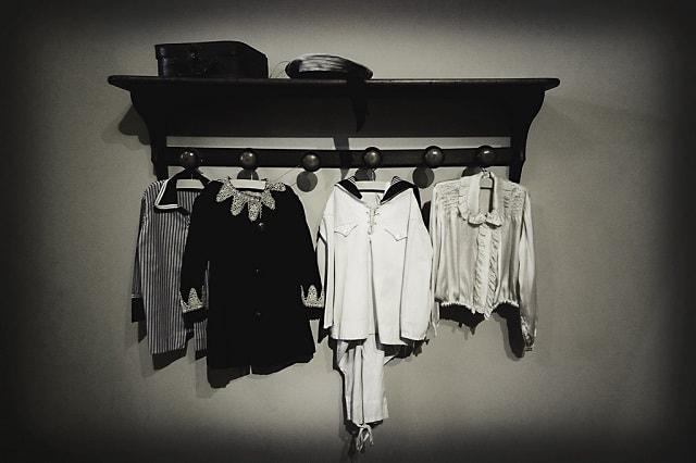ミニマリストの服