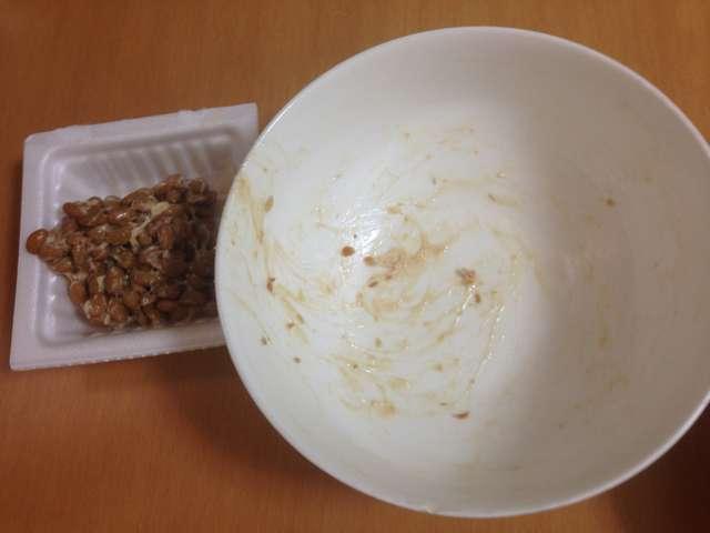 納豆のトルコアイス