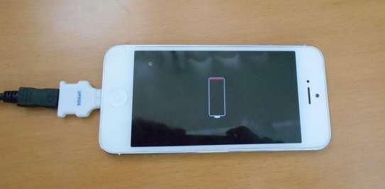 iPhoneが充電できない時の修理方法