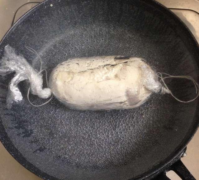 鶏ハムの作り方、レシピ