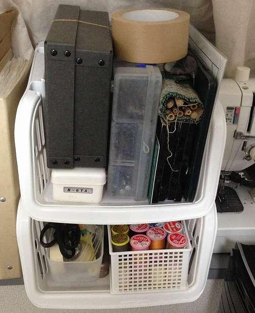 無印良品の収納、硬質パルプボックスを組み立ててみた!