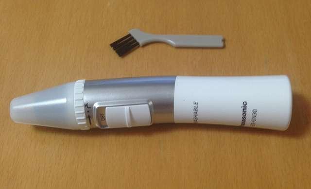 パナソニックの鼻毛カッター「ER-GN30-W」