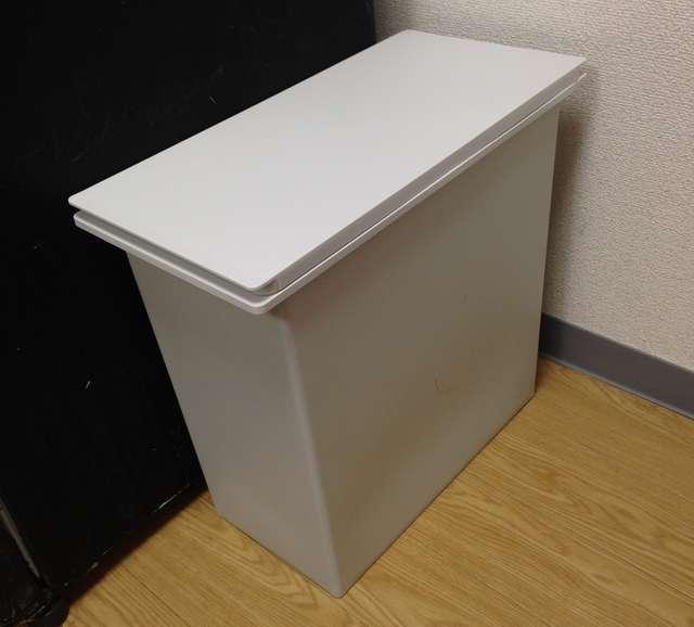 無印良品のゴミ箱