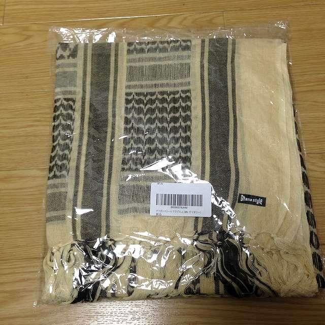 アフガンストール(シュマグ)はタオルの代わりとして本当に使えるの?