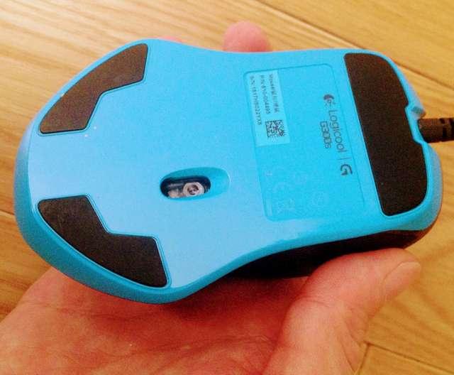 「G300s」のレビューとボタンの設定方法n