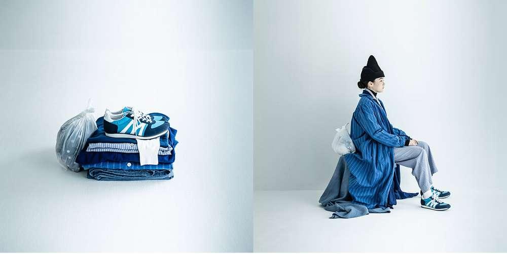 日本製の国産スニーカーブランド「ミズノ」