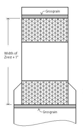 「G4」の型紙の問題点・変更点