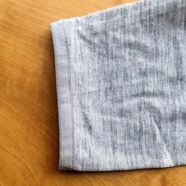 ナンガのメリノウールTシャツの詳細レビュー