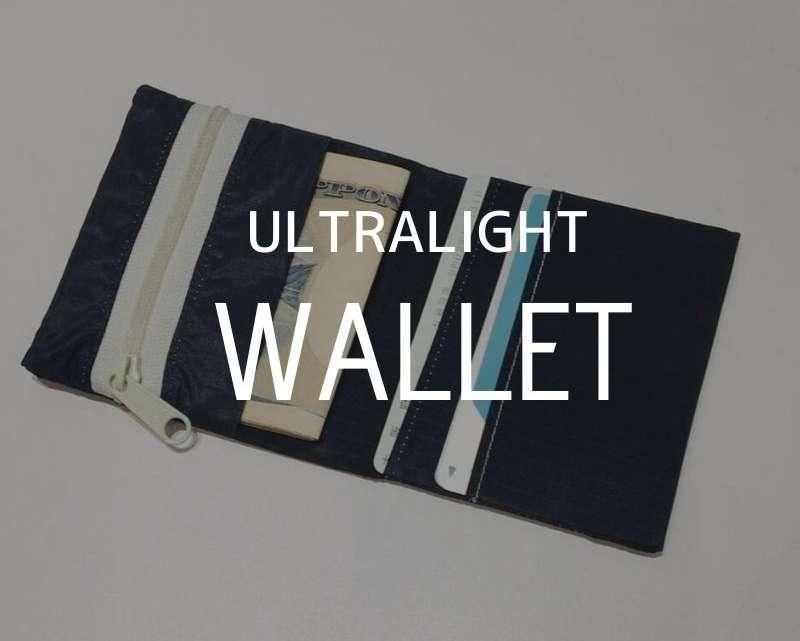 【全て30g以下】超軽量な財布をまとめて紹介!