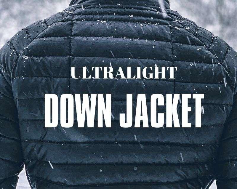 【250g以下】超軽量なライトダウンジャケットをまとめて紹介!