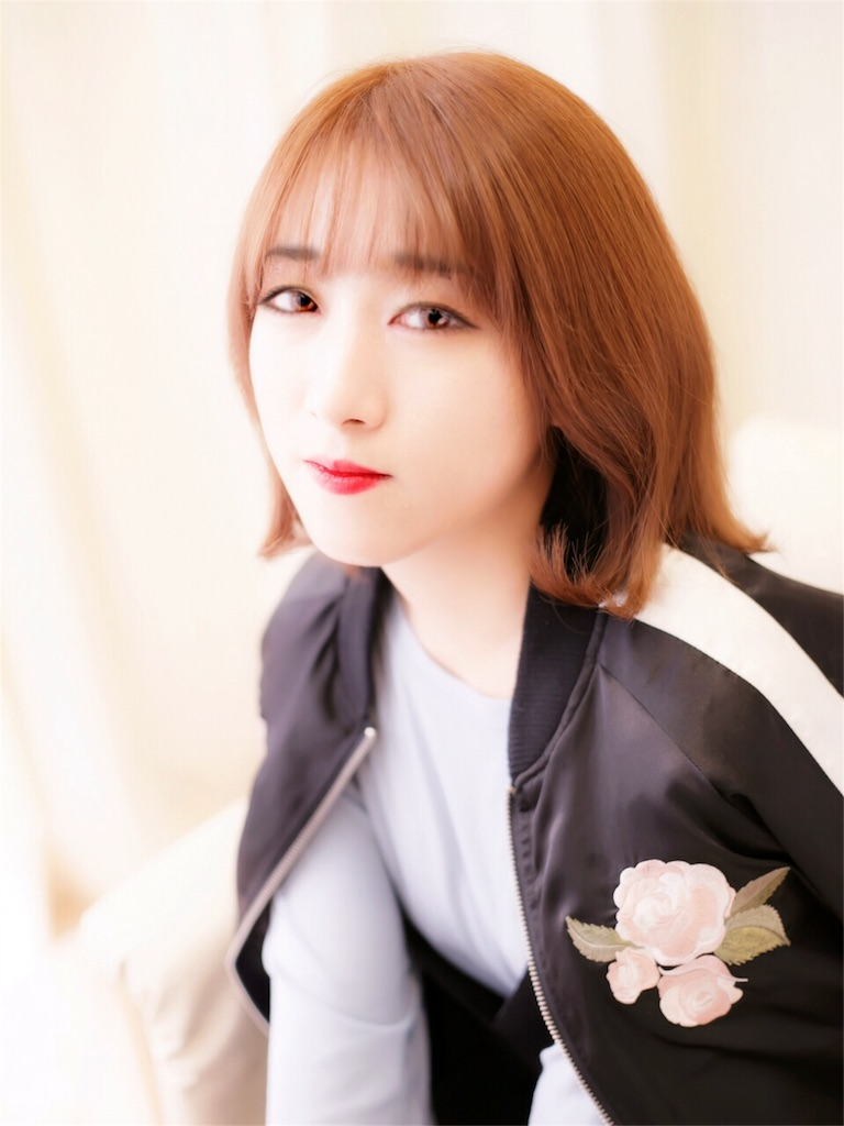 韓国人タンバルモリ&シスルベンのヘアスタイル撮影