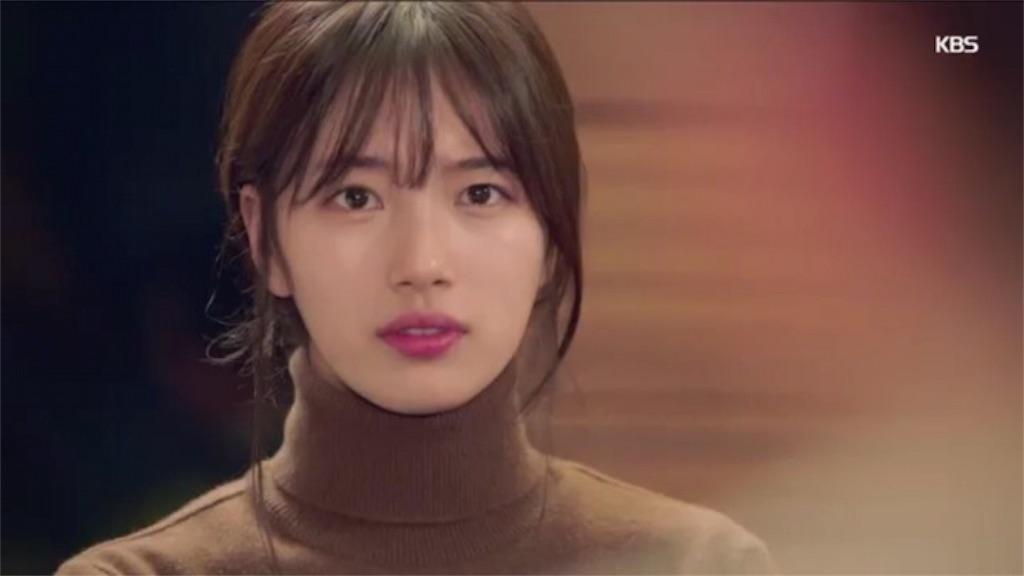 2016年韓国で流行りの前髪むやみに切なくペ・スジ(miss A)