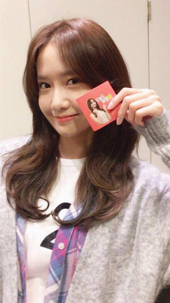 2016年韓国で流行りの前髪THE K2ユナ(少女時代)