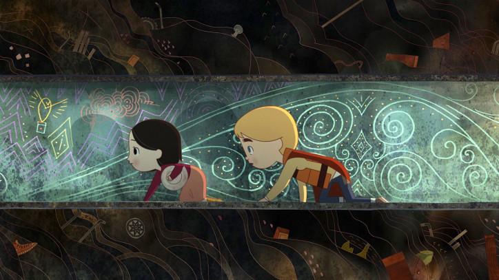 「ソング・オブ・ザ・シー 海のうた」ベンとシアーシャの冒険