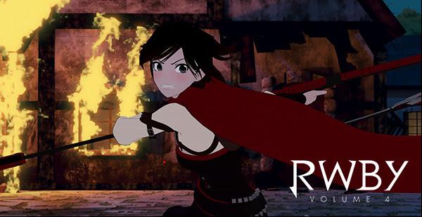 「RWBY(ルビー)Volume 4」Red 予告編