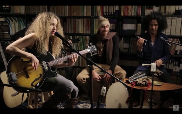 Tal Wilkenfeld - Under the Sun - 3/4/2016 - Paste Studios, New York, NY - YouTube